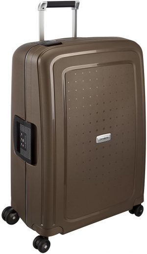 samsonite-s-cure-dlx-spinner-69-cm-metallic-bronze
