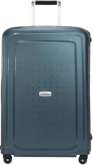 samsonite-s-cure-dlx-spinner-81-cm-metallic-green