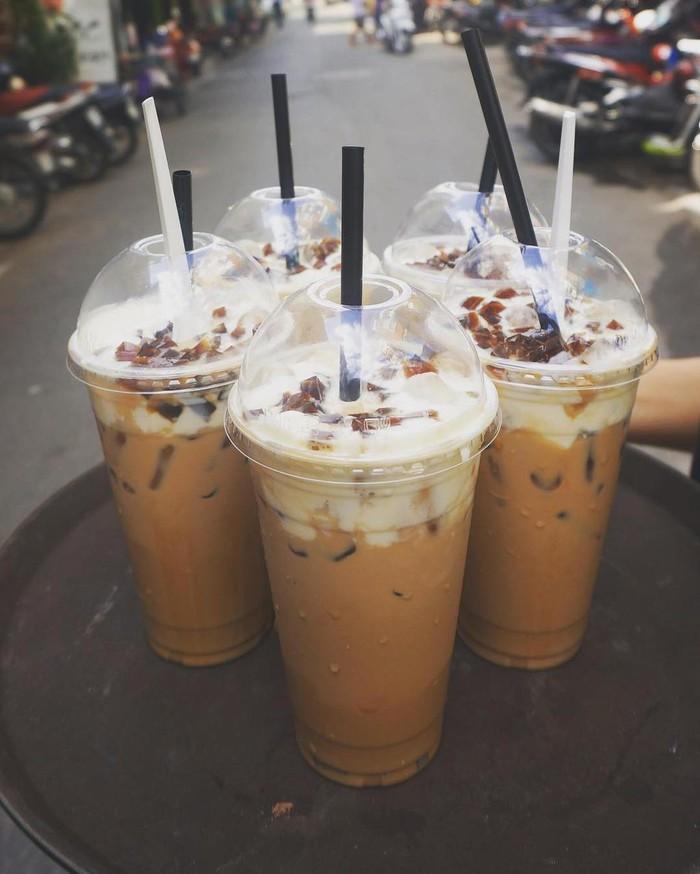 5 đồ uống độc đáo từ cà phê